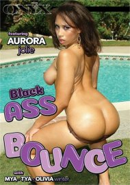 Black Ass Bounce Porn Video