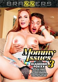 Mommy Issues 3 DVD porn movie from Brazzers.