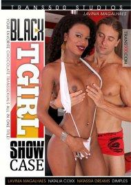 Black TGirl Showcase Porn Video
