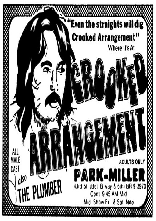 Crooked Arrangement Boxcover