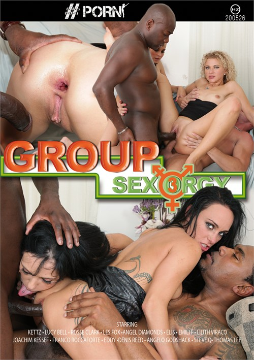 Group Sex Orgy Vol. 3