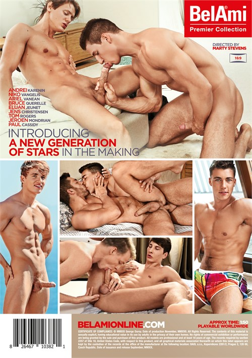 Generation XXX Cover Back