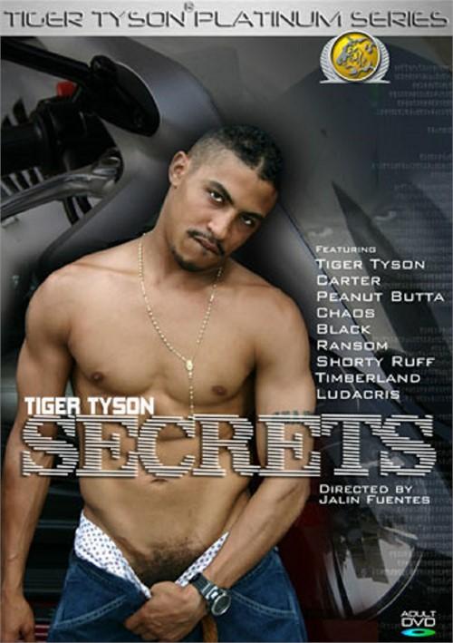 Tiger Tyson Secrets Boxcover