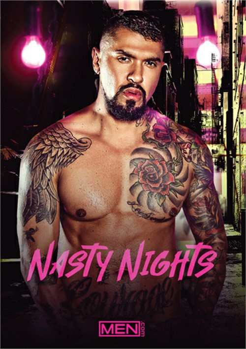Nasty Nights Cover Front