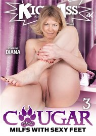 Cougar Paws: MILFs With Sexy Feet 3