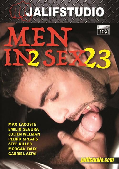 Men In2 Sex 23 Boxcover