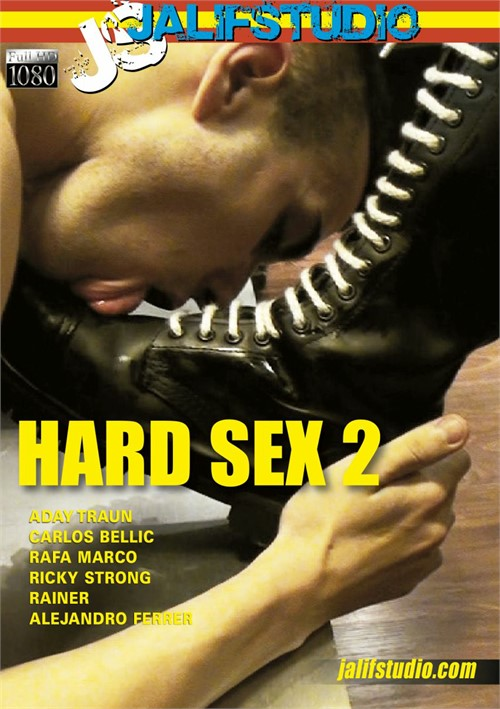 Hard Sex 2 Boxcover