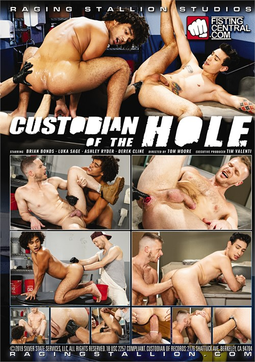 Custodian Of The Hole Cover Back