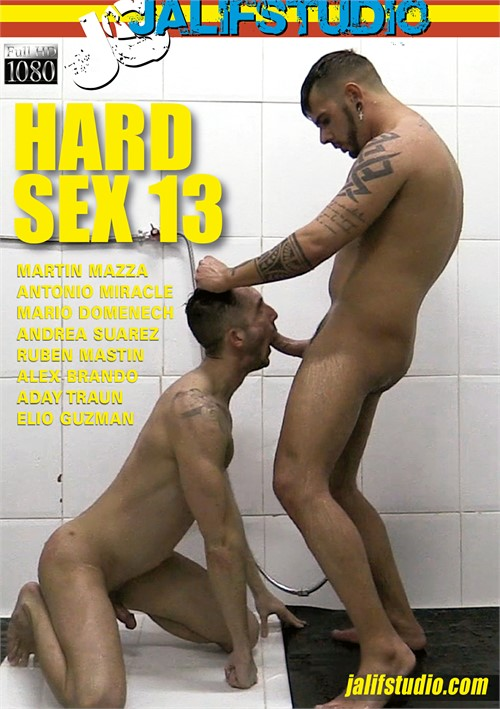 Hard Sex 13 Boxcover
