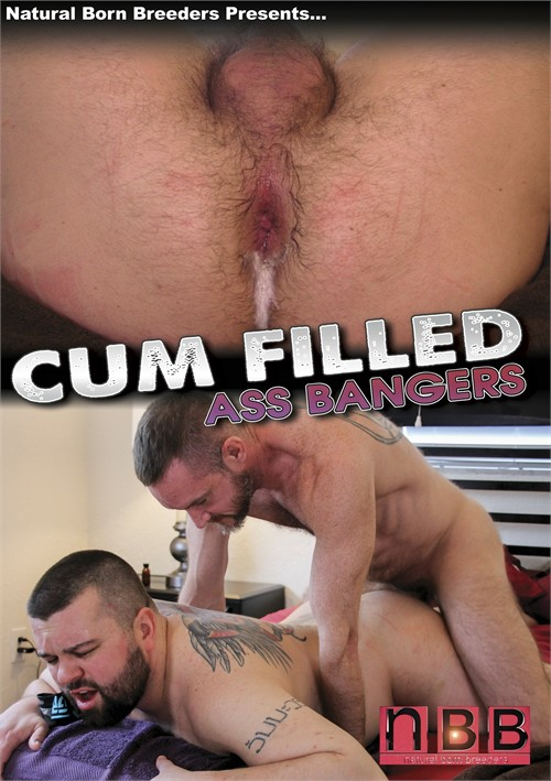 Cum Filled Ass Bangers Boxcover