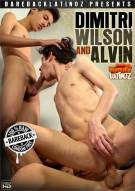 Dimitri, Wilson & Alvin Boxcover