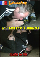 Slut Used Raw In Sneakers Boxcover
