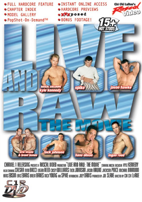 from Barrett live and raw gay chi chi