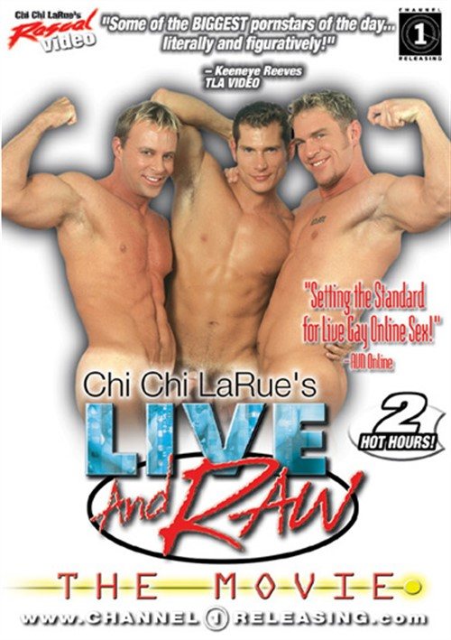Live and Raw: The Movie Boxcover