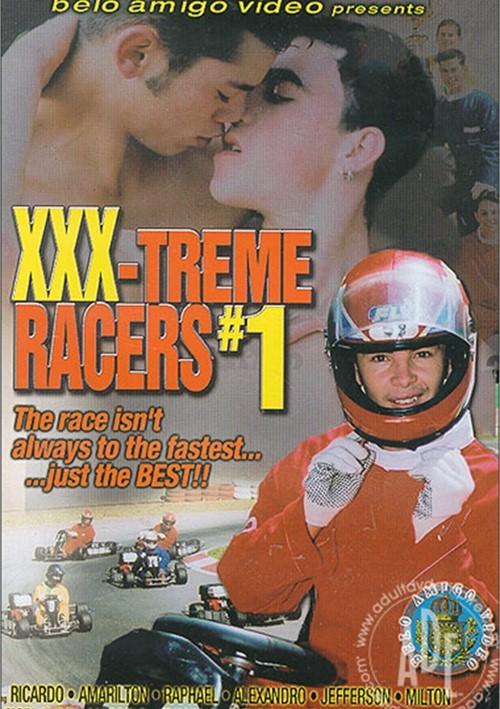 XXX-Treme Racers #1 Boxcover