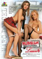 Russian Institute: Lesson 6 Porn Video