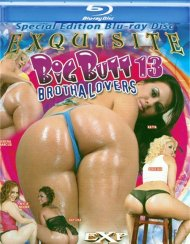Big Butt Brotha Lovers 13 Blu-ray Porn Movie