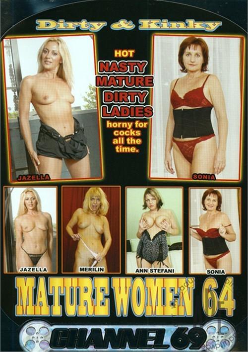 Exact dirty horny mature women