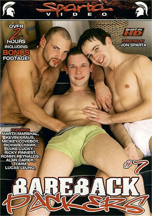 Bareback Packers #7 Boxcover