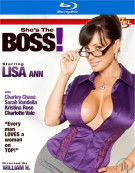 Shes the Boss! Blu-ray