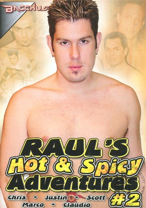 Raul's Hot & Spicy Adventures #2 Boxcover