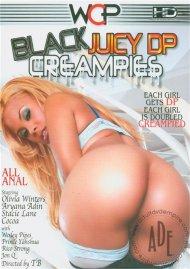 Black Juicy DP Creampies Porn Video