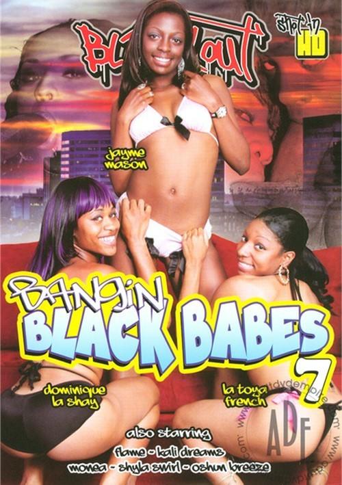 Bangin Black Babes 7