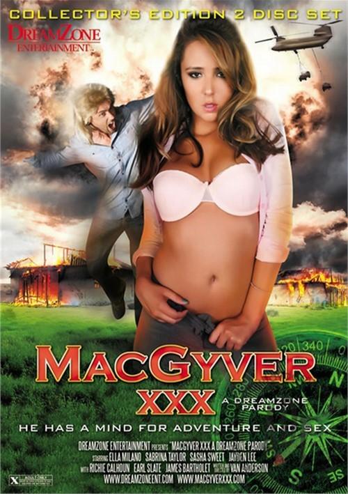 Macgyver Xxx A Dreamzone Parody 2012 Videos On Demand