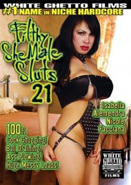 Filthy SheMale Sluts 21 Porn Movie