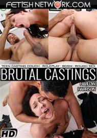 Brutal Castings: Harlow Harrison Porn Video