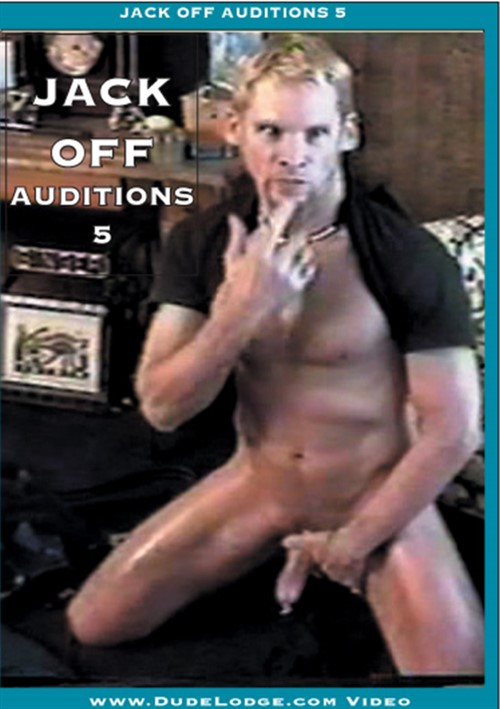 Jack Off Auditions 5 Boxcover