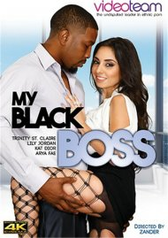 My Black Boss HD porn video from Video Team.