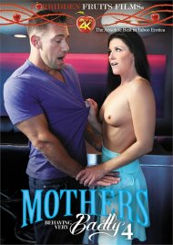 Mothers Behaving Very Badly Vol. 4 porn DVD from Forbidden Fruits Films.