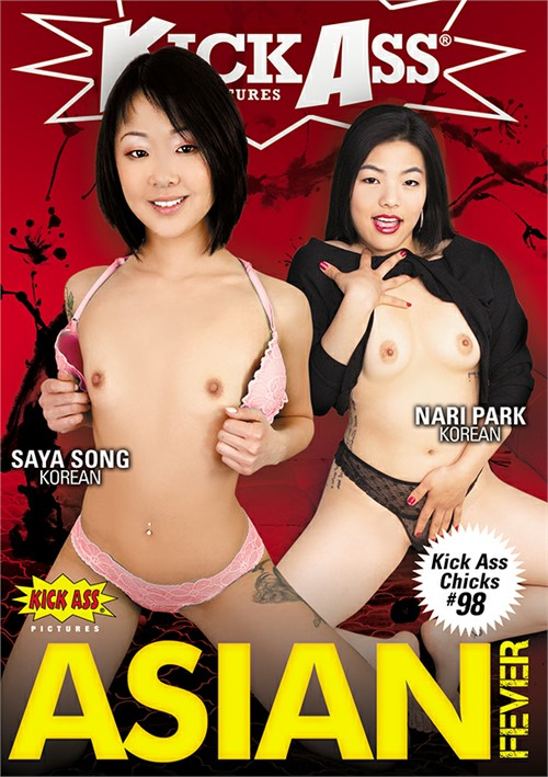 Kick Ass Chicks 98: Asian Fever