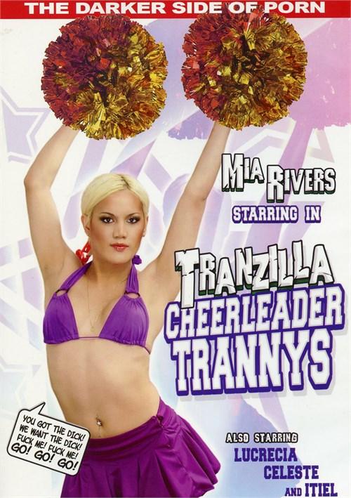 Tranzilla Cheerleader Trannys