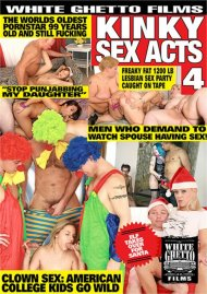 Kinky Sex Acts #4 Porn Video