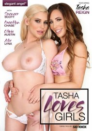 Tasha Loves Girls porn DVD shot in HD.