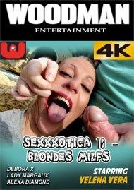 Sexxxotica 10 - Blondes MILFS Porn Video