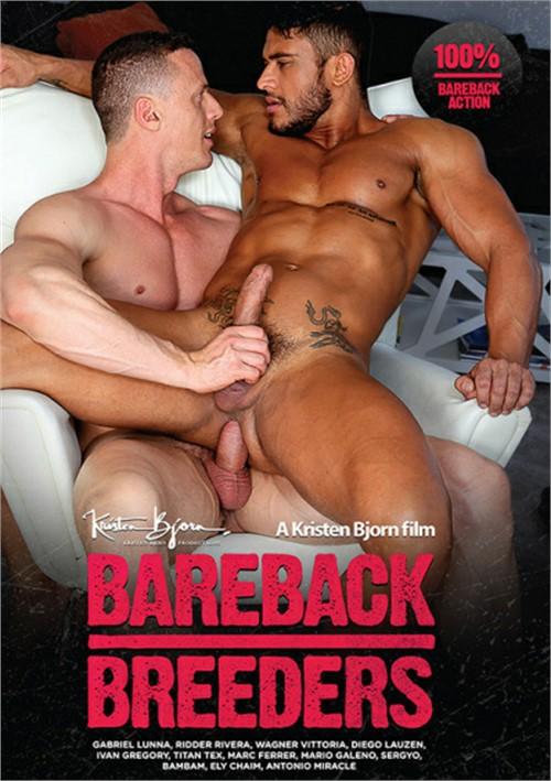 Bareback Breeders Boxcover