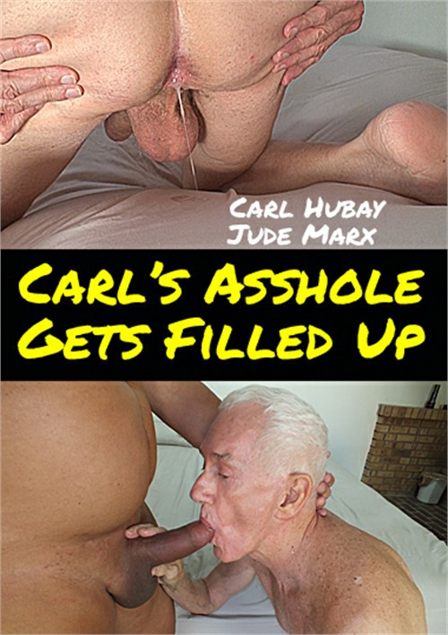 Carl's Asshole Gets Filled Up Boxcover