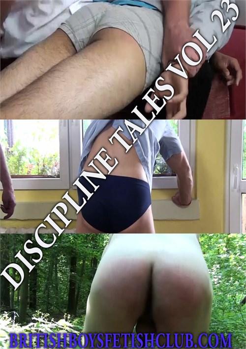 Discipline Tales Vol 23 Boxcover