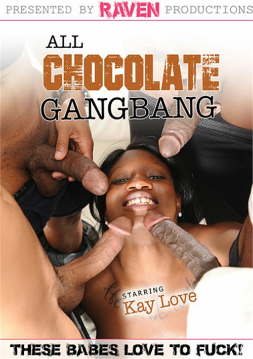All Chocolate Gangbang 2019 Big Cocks Isiah Maxwell