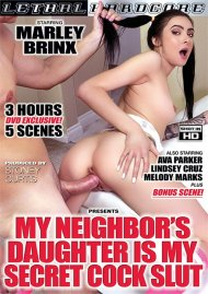 My Neighbor's Daughter Is My Secret Cock Slut image