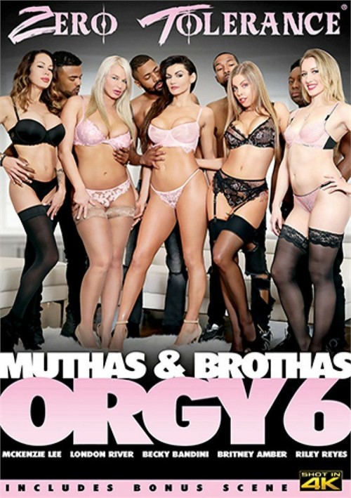 Muthas And Brothas Orgy 6 (2020)
