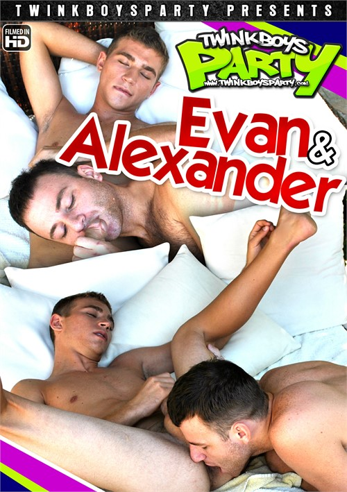 Evan and Alexander Boxcover