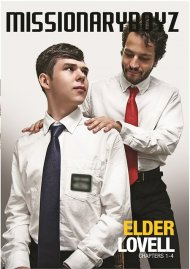Elder Lovell: Chapters 1-4 gay porn DVD from Missionary Boyz
