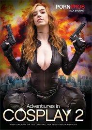 Adventures in Cosplay 2 Porn Movie