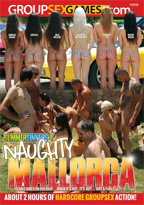 Summer Sinners 4: Naughty Mallorca