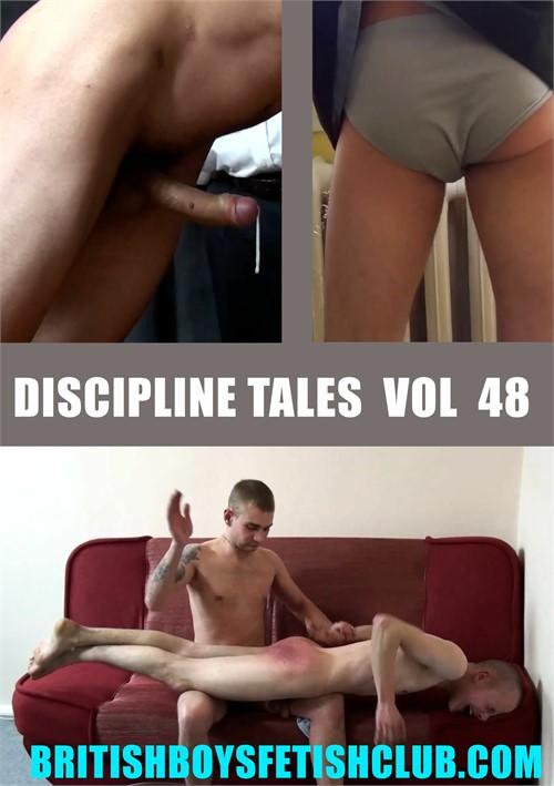 Discipline Tales Vol 48 Boxcover