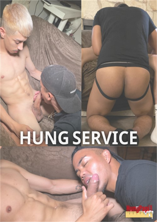 Hung Service Boxcover